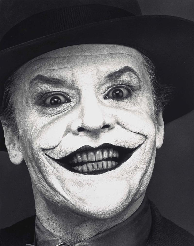 Herb Ritts-Jack Nicholson II, London-1988