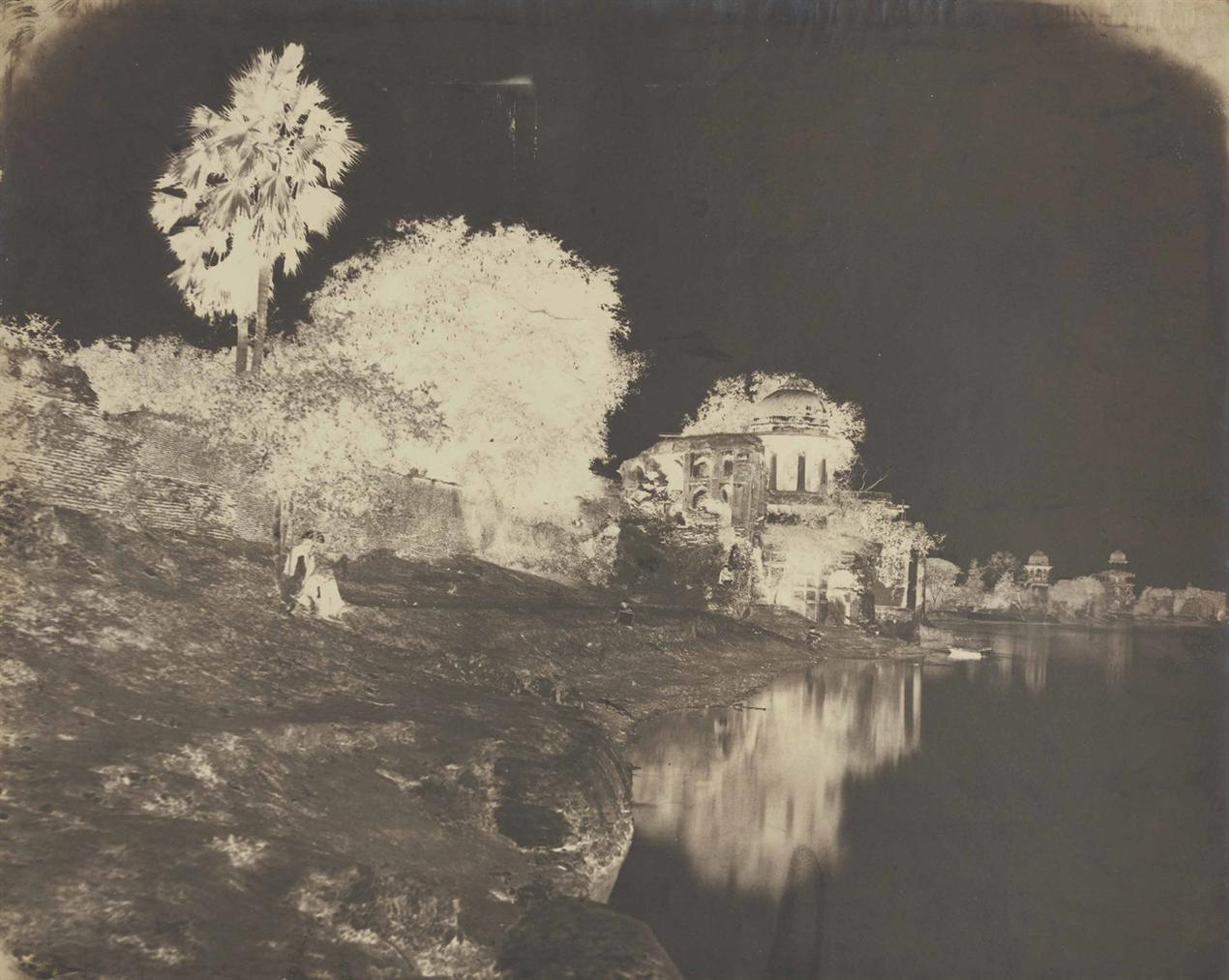 John Murray-Banks Of The Yamuna-1858