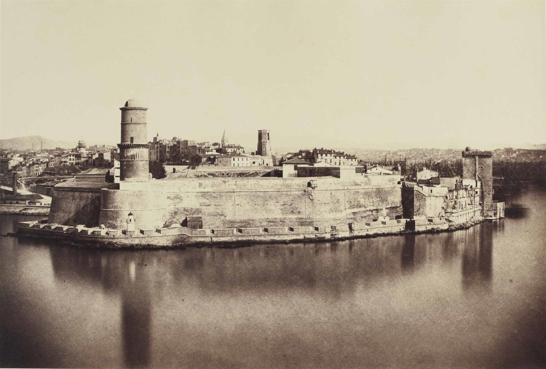 Edouard Baldus-Marseille-1861