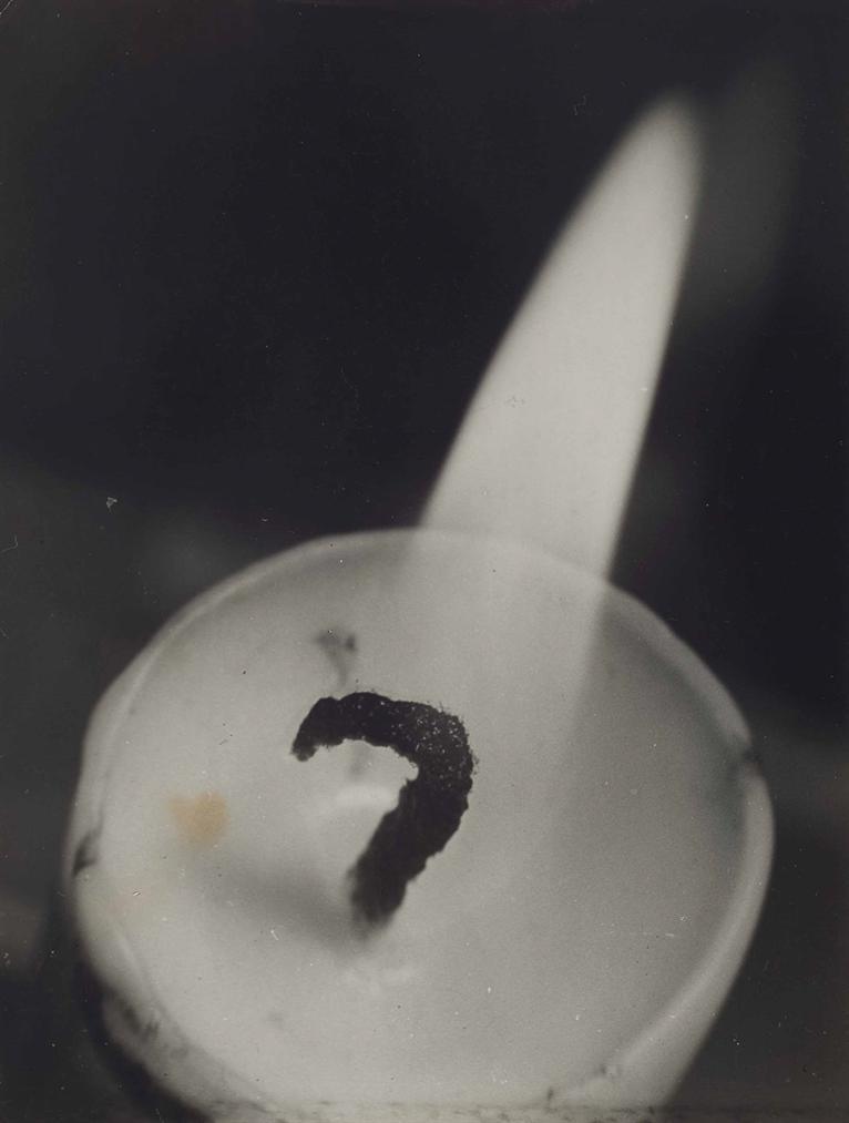 Brassai-Comme Une Piste De Cirque Eclairee Par Un Projecteur-1930