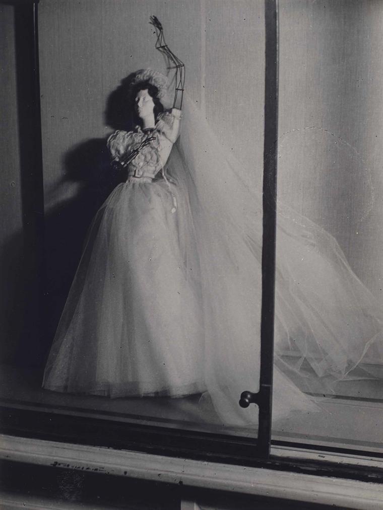 Brassai-La Mariee (Personnage De La Scene De Jean Cocteau)-1945