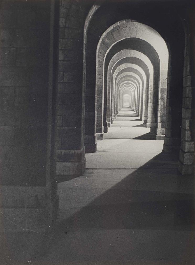 Brassai-Le Viaduc Dauteuil-1932