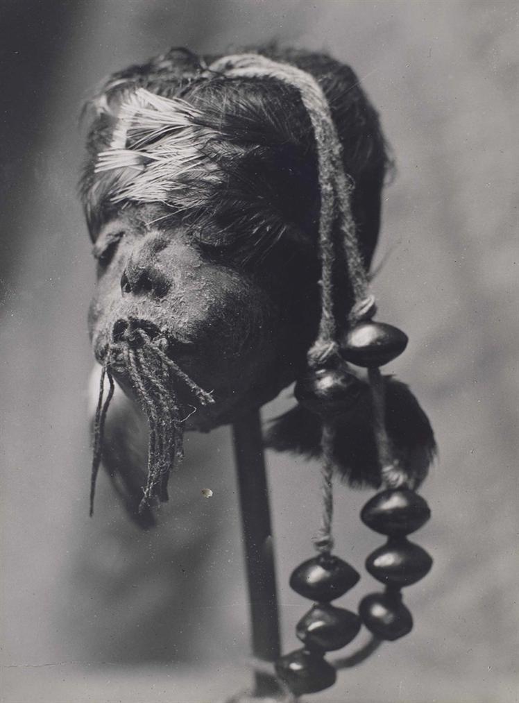 Brassai-Tete Reduite (Femme)-1935