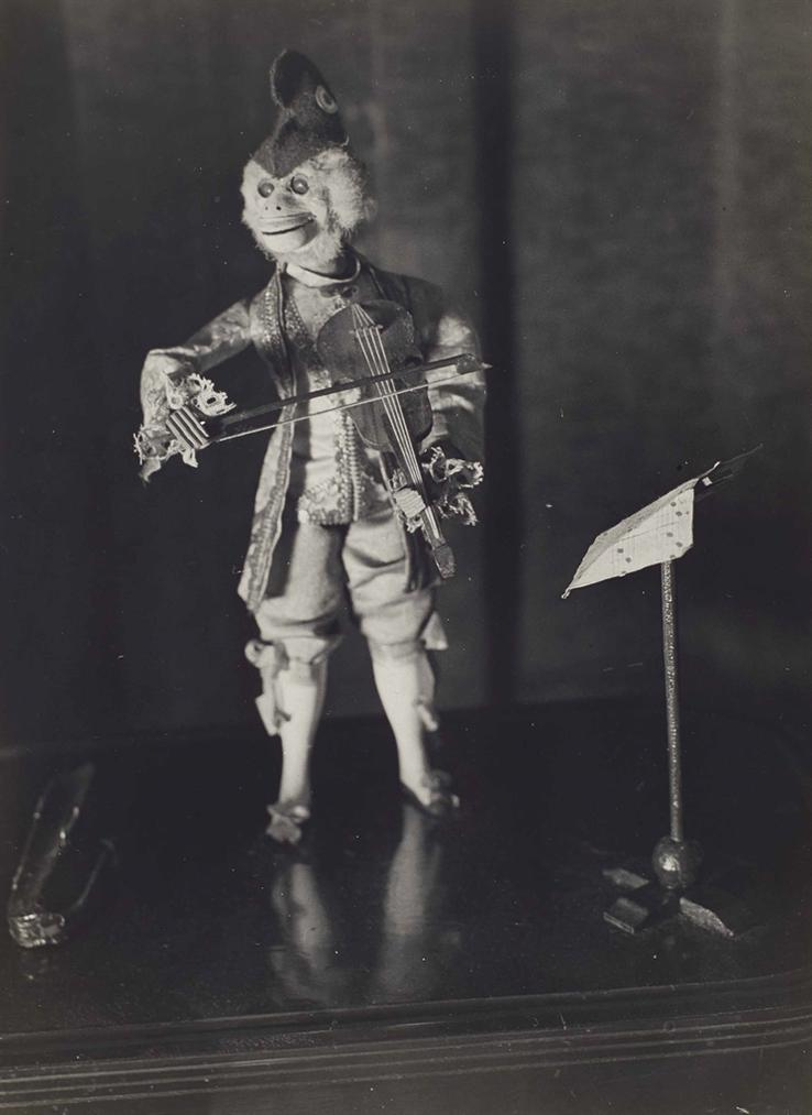 Brassai-Le Singe Musicien-1933
