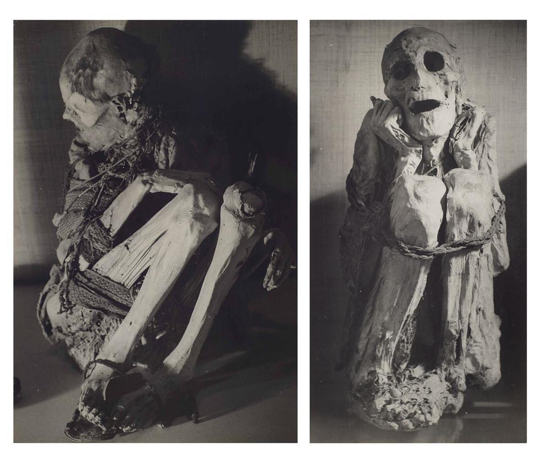 Brassai-Momie Peruvienne-1932