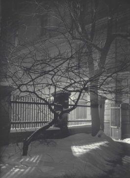 Josef Sudek-The Window Of My Studio-1950