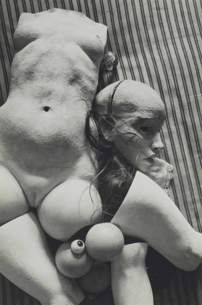 Hans Bellmer-La Poupee-1934