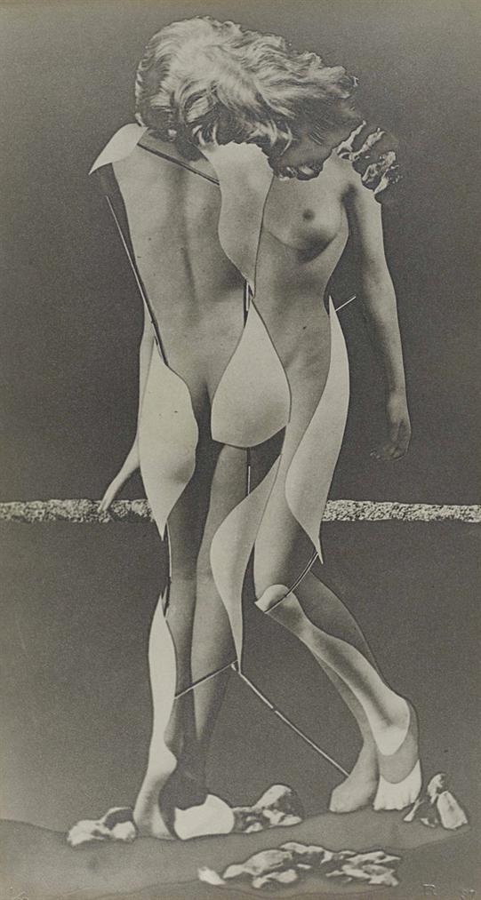 Raoul Ubac-Triomphe De La Sterilite-1937