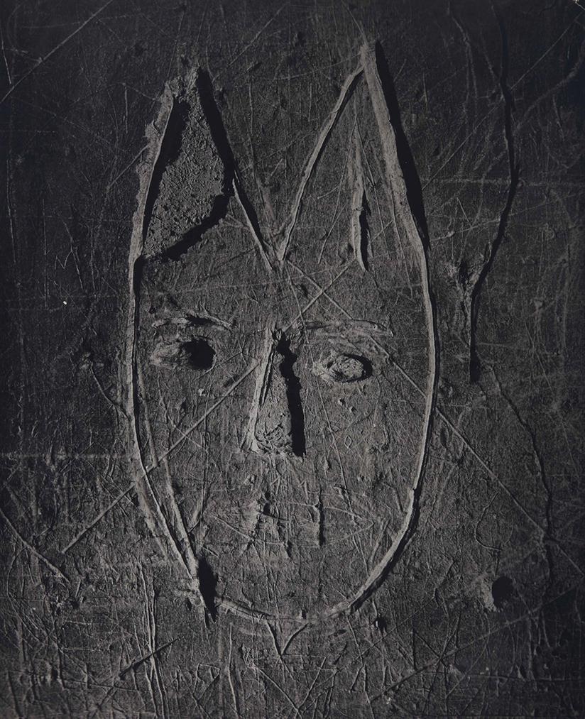 Brassai-Graffiti (Serie Viii, La Magie)-1933