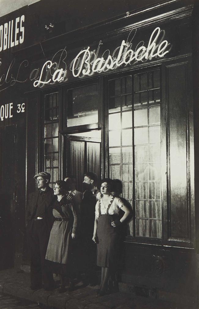 Brassai-La Bastoche-1932