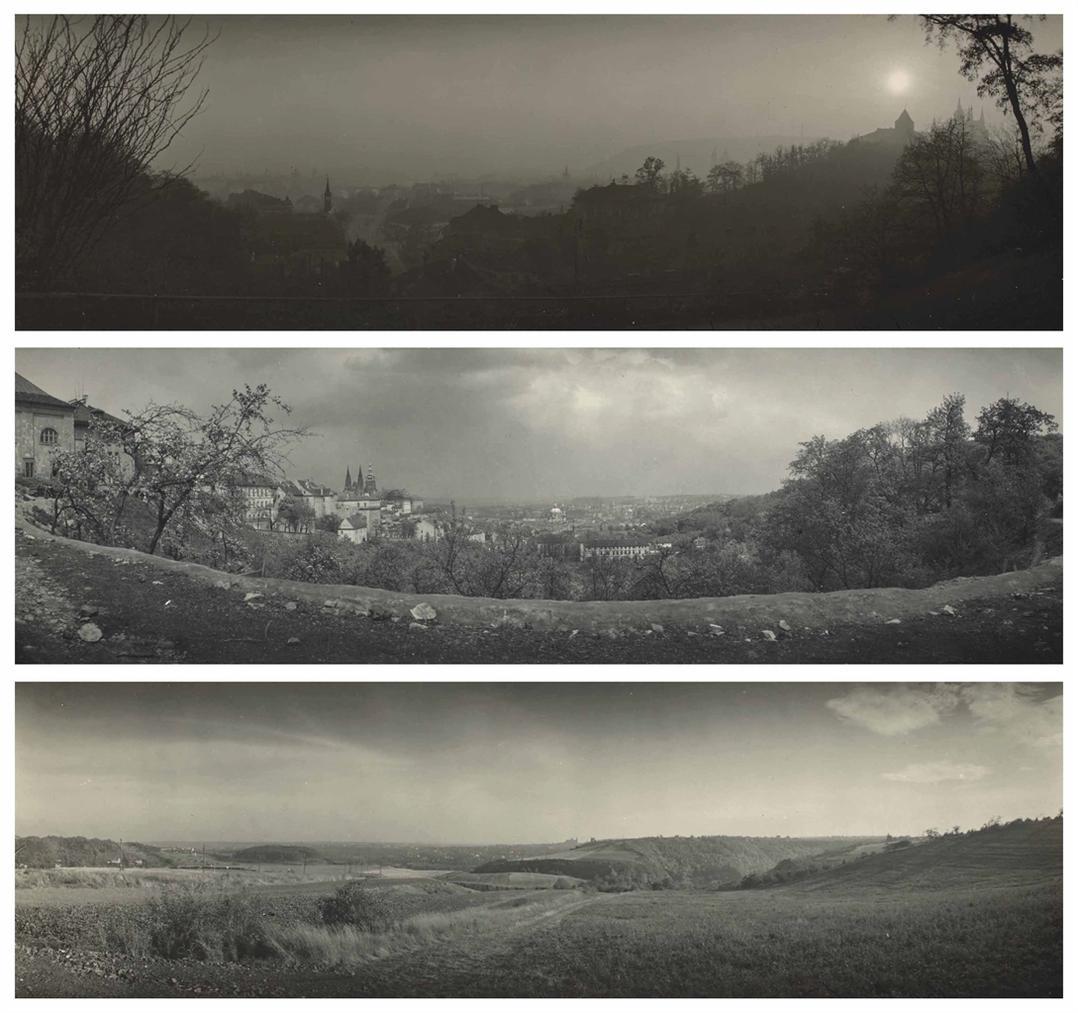 Josef Sudek-Panoramas-1961