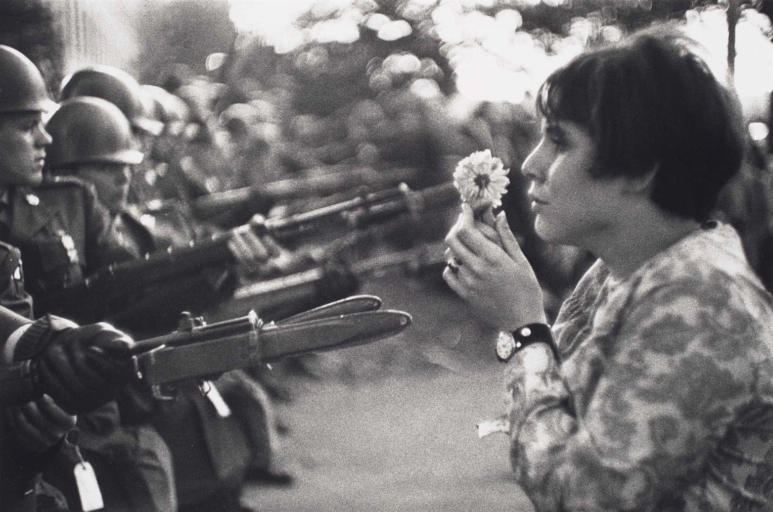 Marc Riboud-Usa. Washington Dc.-1967