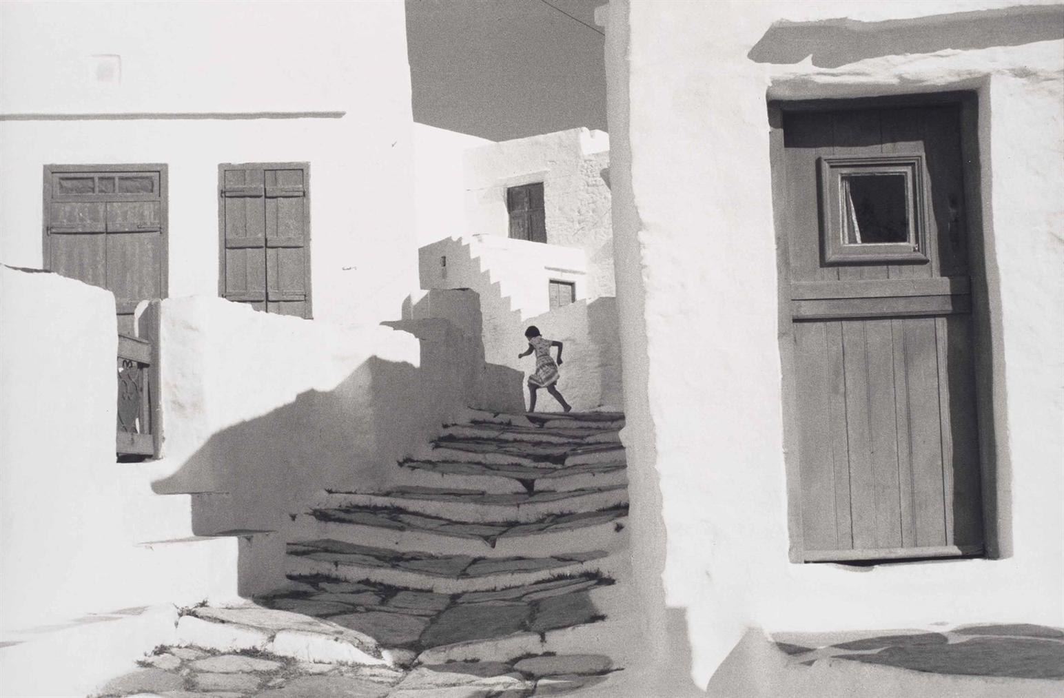 Henri Cartier-Bresson-Ile De Sifnos, Grece-1961