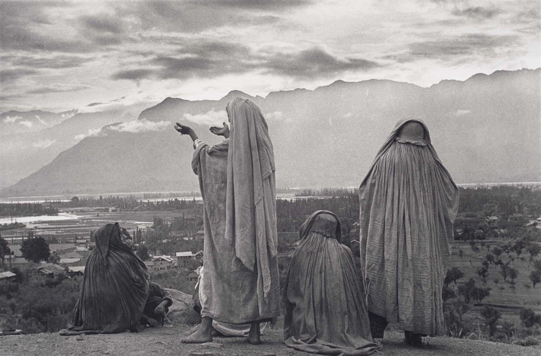 Henri Cartier-Bresson-Srinagar, Cachemire, Inde-1947