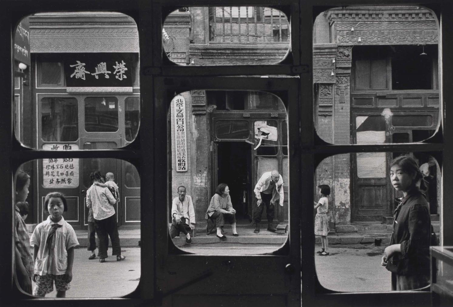 Marc Riboud-China-1965