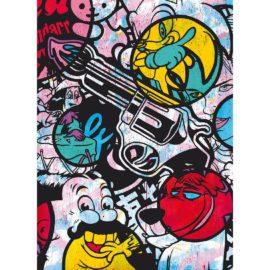 Speedy Graphito-Art Is Fight-2014