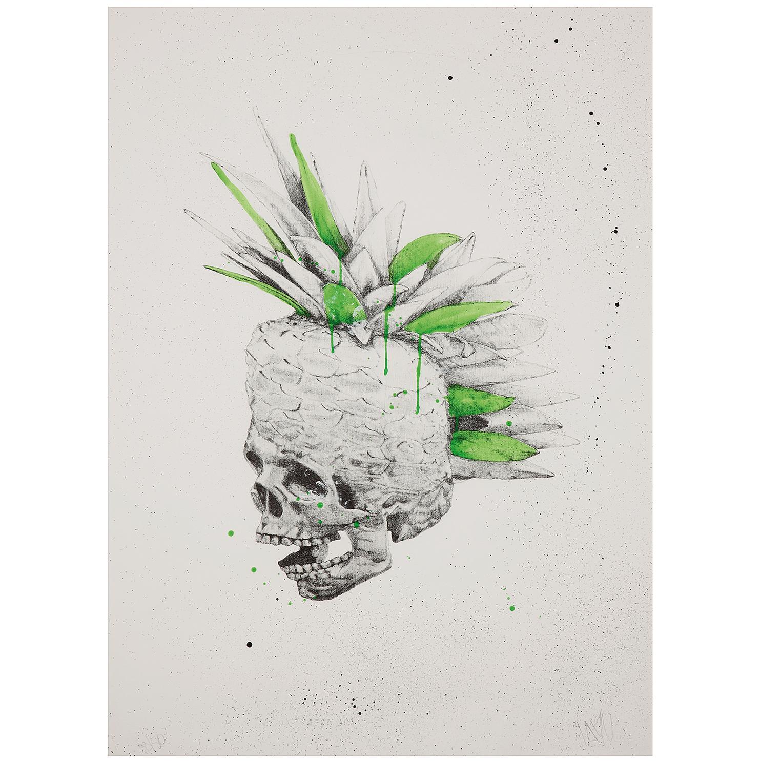 Ludo-Punk Pineapple-2013