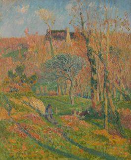 Henry Moret-Mars En Bretagne-1899