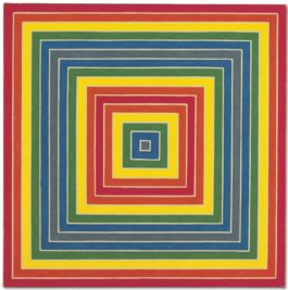 Frank Stella-Cipango (Small Version)-1962