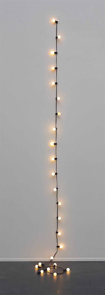 Felix Gonzalez-Torres-'Untitled' (Last Light)-1993