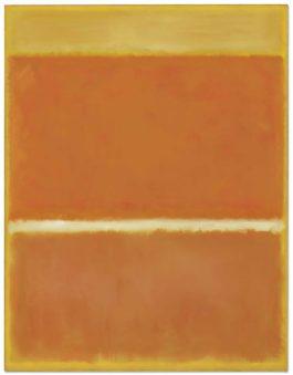 Mark Rothko-Saffron-1957