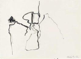 Philip Guston-Untitled-1950