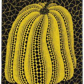 Yayoi Kusama-Pumpkin (Htt)-1999
