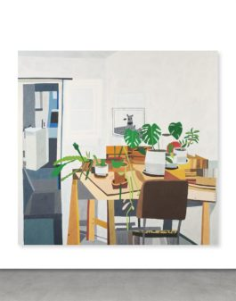 Jonas Wood-Kitchen On Palms-2008