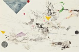 Julie Mehretu-Untitled-2005