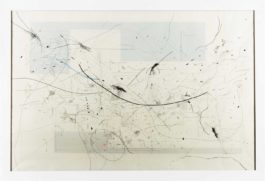 Julie Mehretu-Untitled (Module)-1999