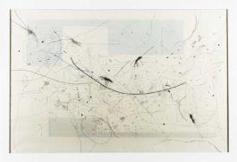 Julie Mehretu-Untitled (Module)-1999