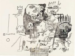 Jean-Michel Basquiat-Untitled-1986