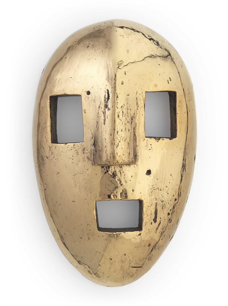 Sherrie Levine-Lega Mask-2010