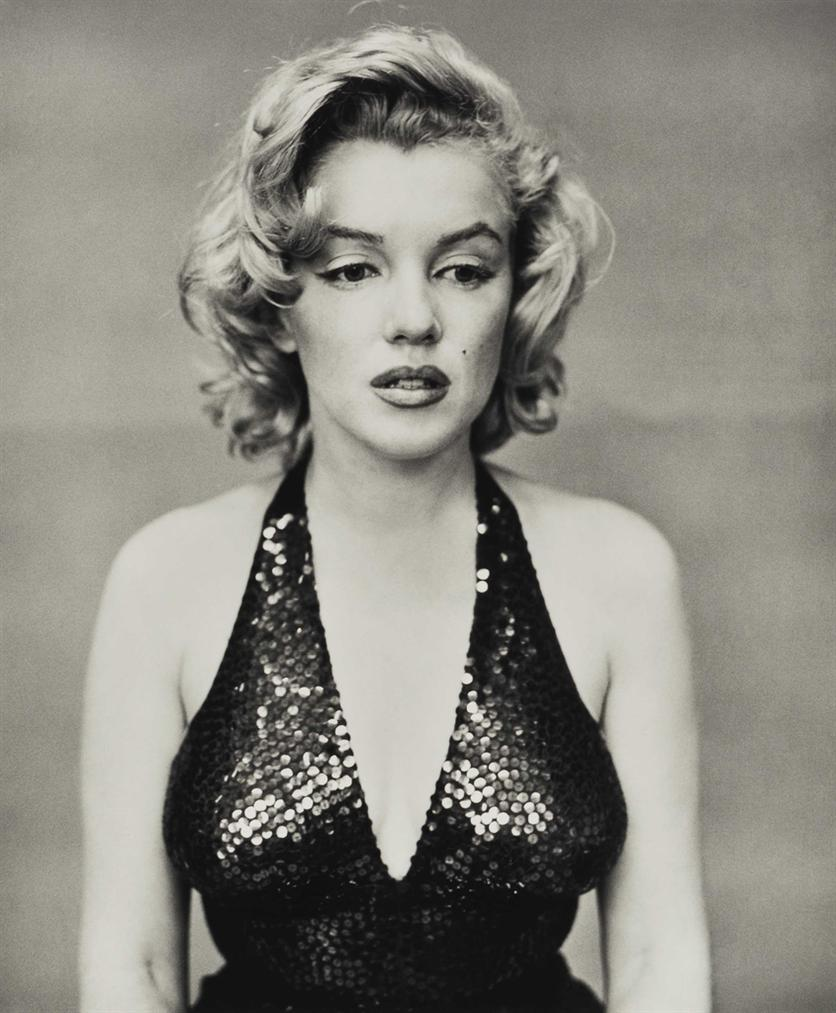 Richard Avedon-Marilyn Monroe, Actress, New York City, May 6, 1957-1980