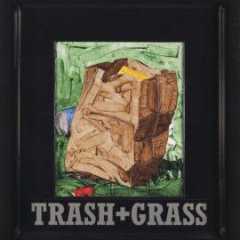 Neil Jenney-Trash+Grass-1970