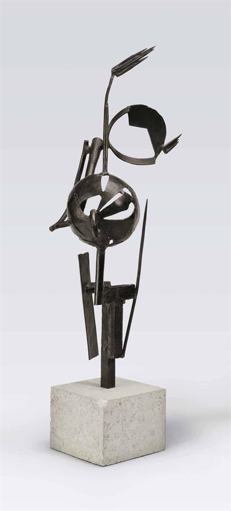 Julio Gonzalez-Le Reve (Le Baiser)-1934
