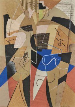 Gino Severini-Danseuse-1914