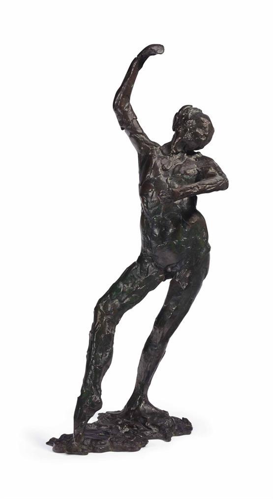 Edgar Degas-Danse Espagnole-1885
