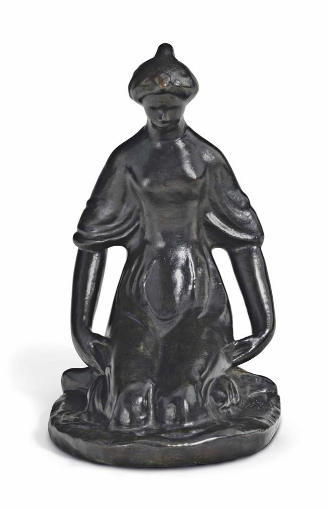 Aristide Maillol-Princesse Bibesco-1896
