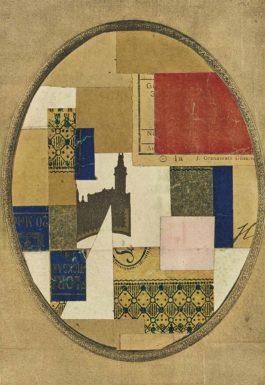 Kurt Schwitters-Mz 491-1922