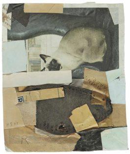 Kurt Schwitters-Ohne Titel (Schuhsohle)-1947