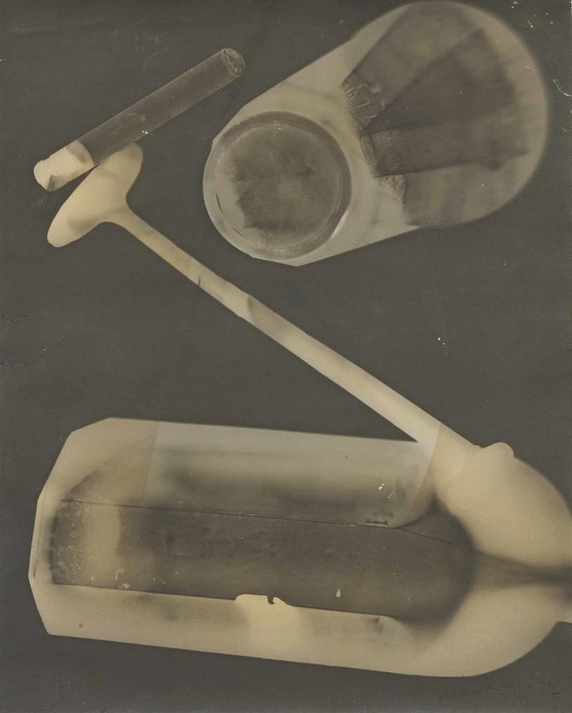 Man Ray-Rayograph-1922