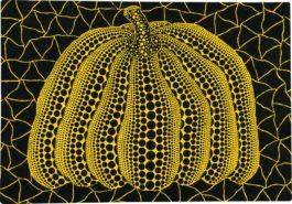 Yayoi Kusama-Pumpkin No. 2980-2000