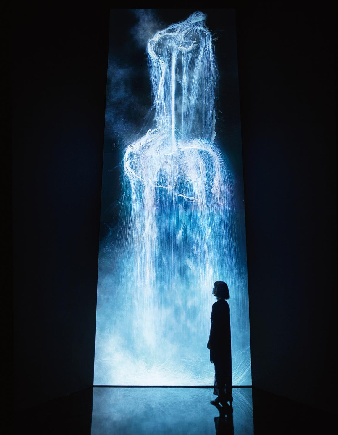 Teamlab - Universe Of Water Particles-2013
