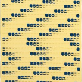 Lee Ufan-From Point No. 780126-1978