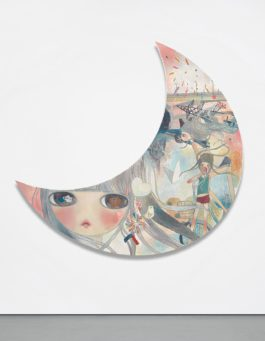 Aya Takano-I Found A New Road-2011