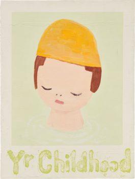 Yoshitomo Nara-Remember Your Childhood Days-1995
