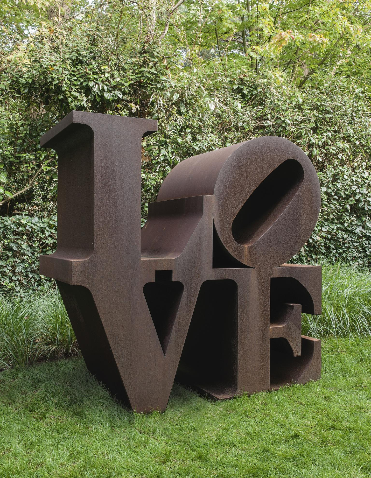 Robert Indiana-Love-1998