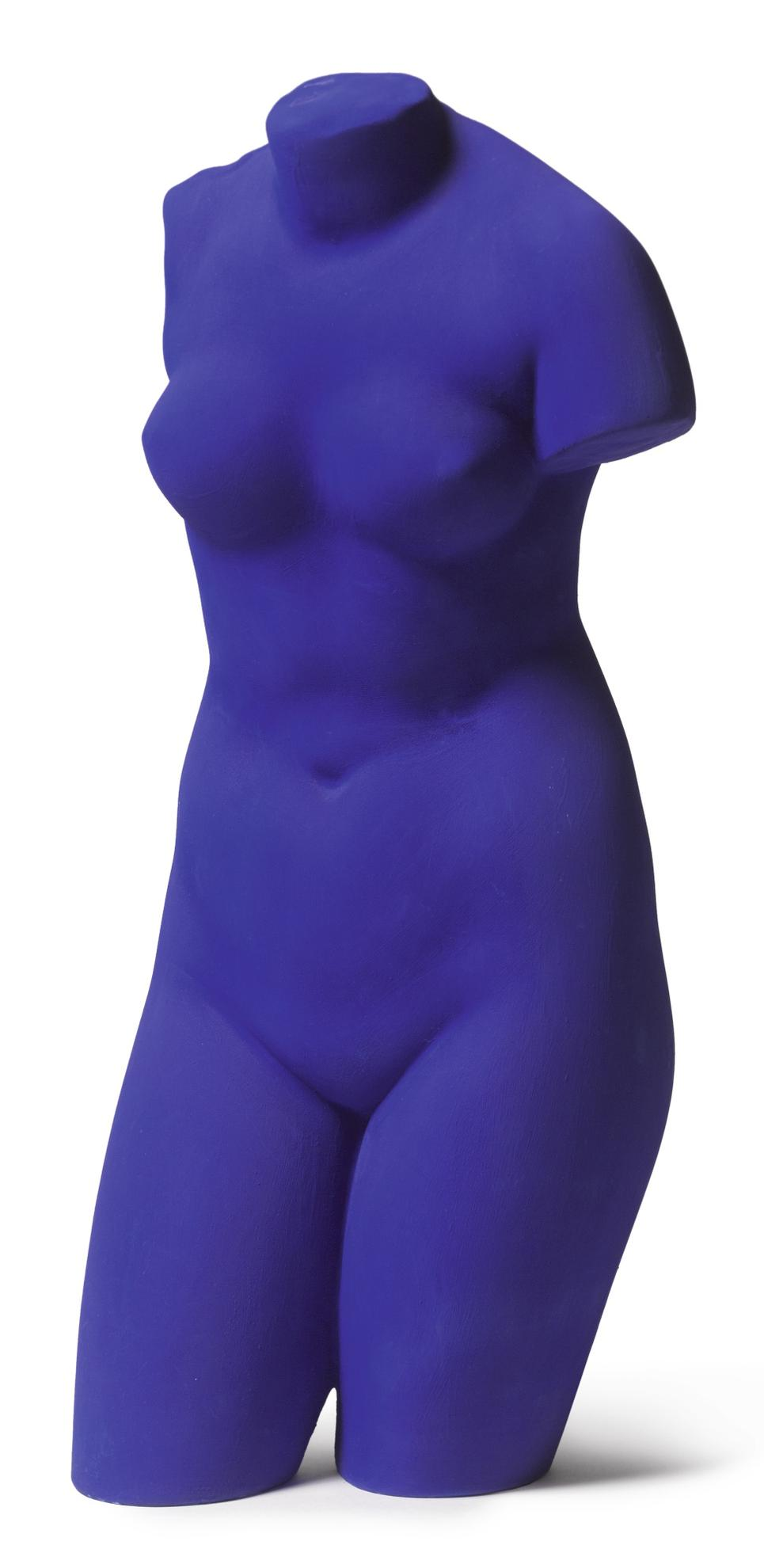 Yves Klein-Venus Bleue (S 41)-1962
