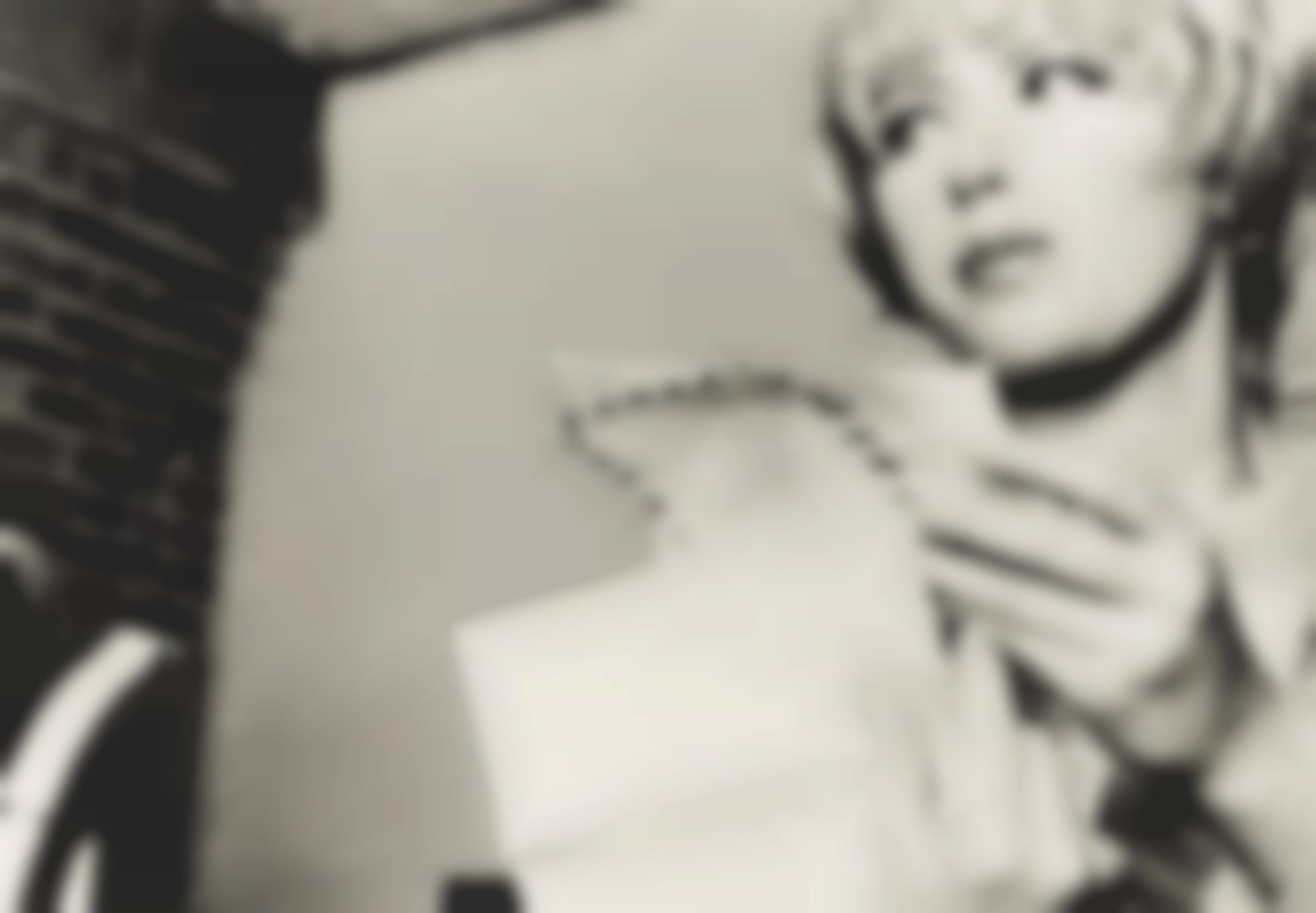 Cindy Sherman-Untitled Film Still #5-1977